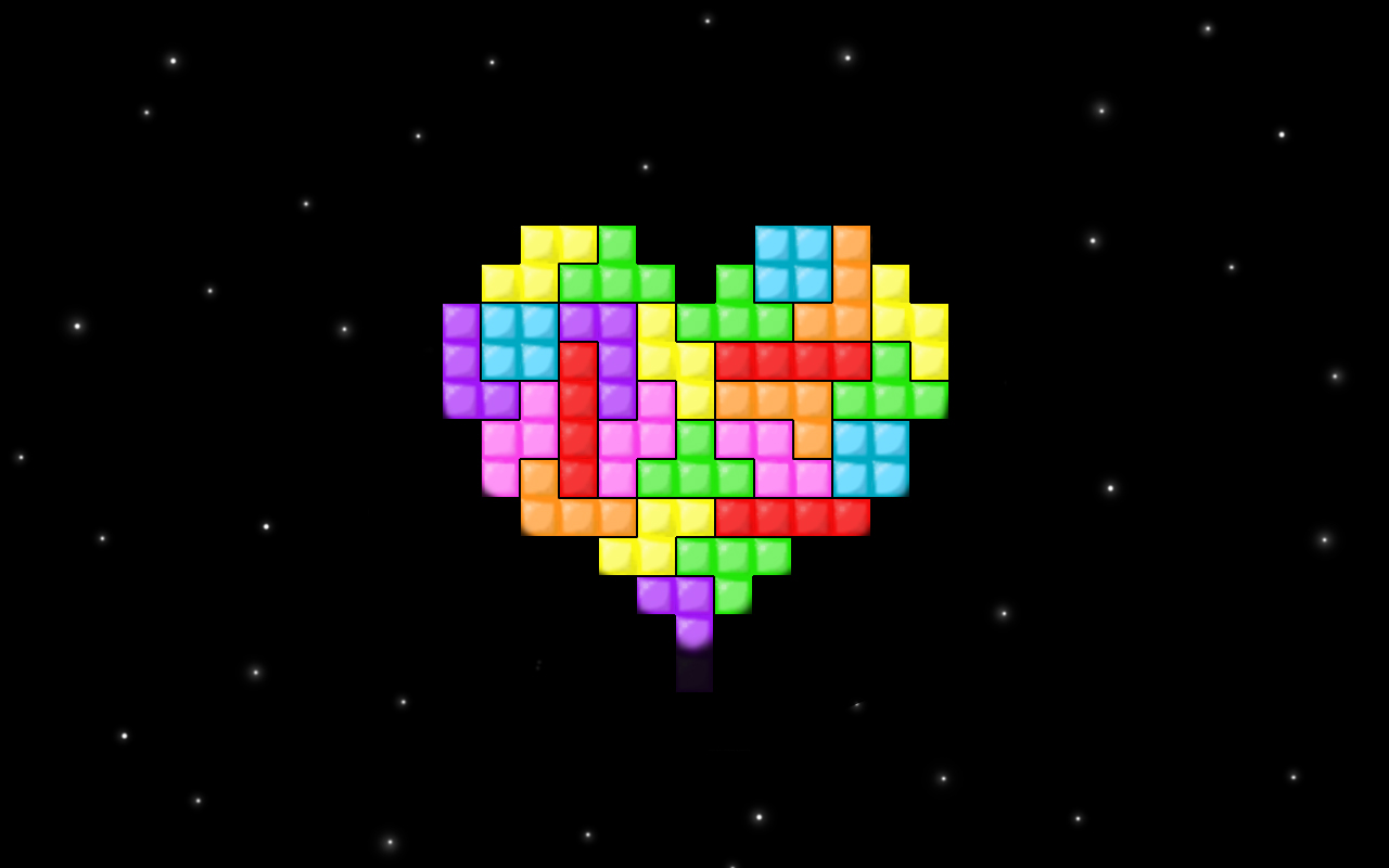 Love Wallpaper Deviantart : Love of Tetris UserLogos.org