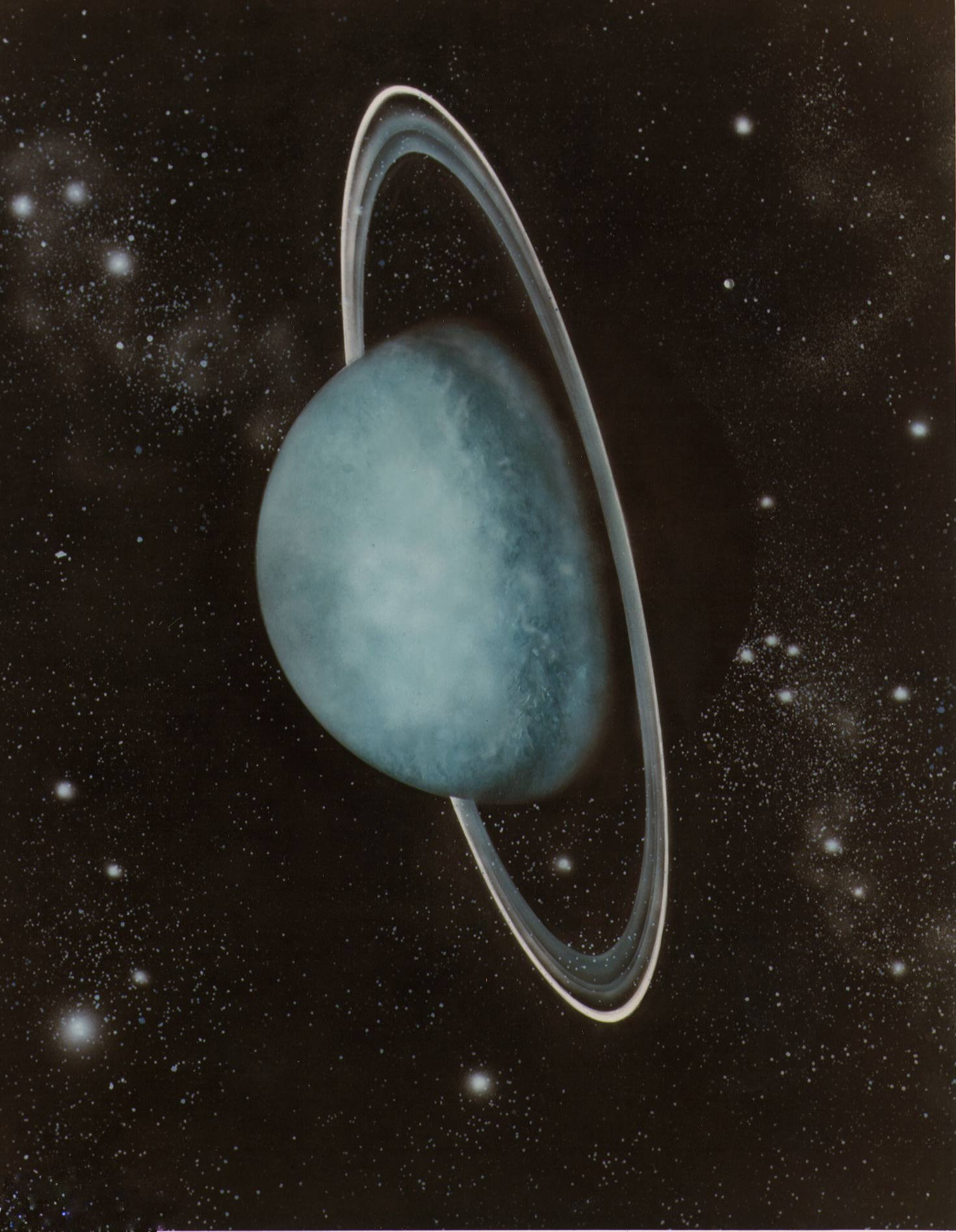 a report on william herschels discovery of uranus the seventh planet of the solar system Once considered one of the blander-looking planets, uranus has been revealed as a dynamic world with some of the brightest clouds in the outer solar system and 11 rings.