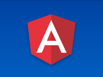 angular.io-logo Angularjs Application Template on development company, brackets text editor, list gridview, directive fundamentals, stating unsafe anchor tag, app pattern, bootstrap icons, server architecture,