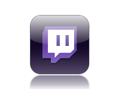 twitch.tv | UserLogos.... Twitch App Logo