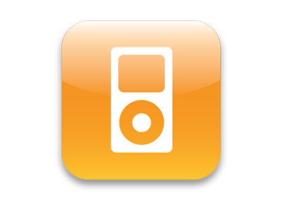 the gallery for gt ipod music logo