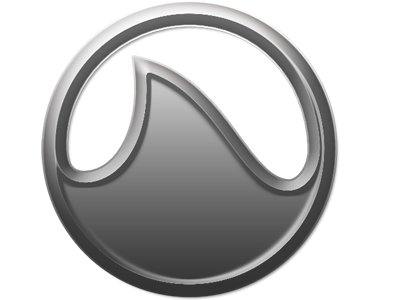Grooveshark logo 2 part transparent.png