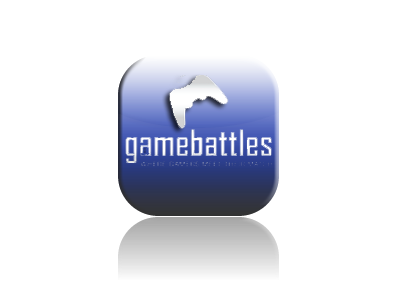 gamebattles logo  u00ab the best 10 battleship games GameBattles Logo GameBattles Logo