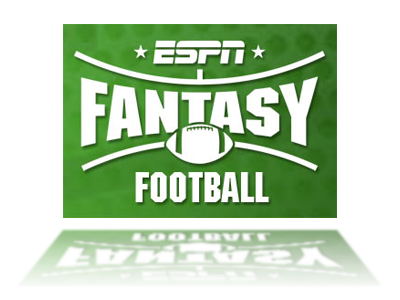 for  Background Blog post Book page Forum topic Logo Theme UsersEspn Fantasy Football Logo
