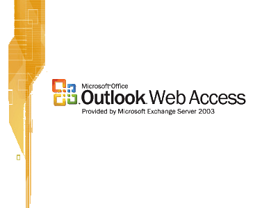 outlook web access - transparent | UserLogos.org